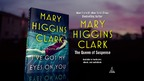 Someone Is Watching In Mary Higgins Clark's New Thriller!
