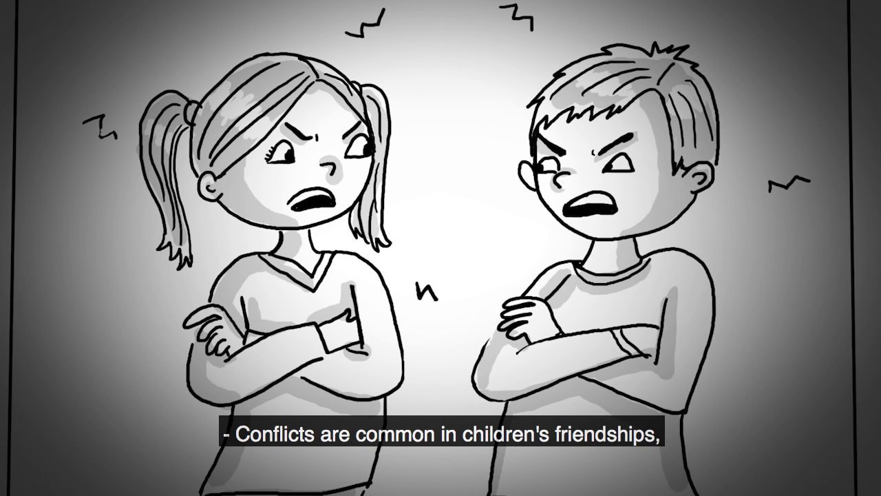 How To Handle A Conflict With A Friend