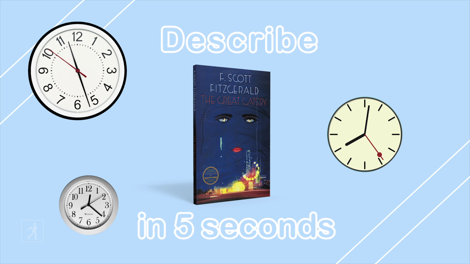 5 Second Summaries with Off the Shelf: THE GREAT GATSBY