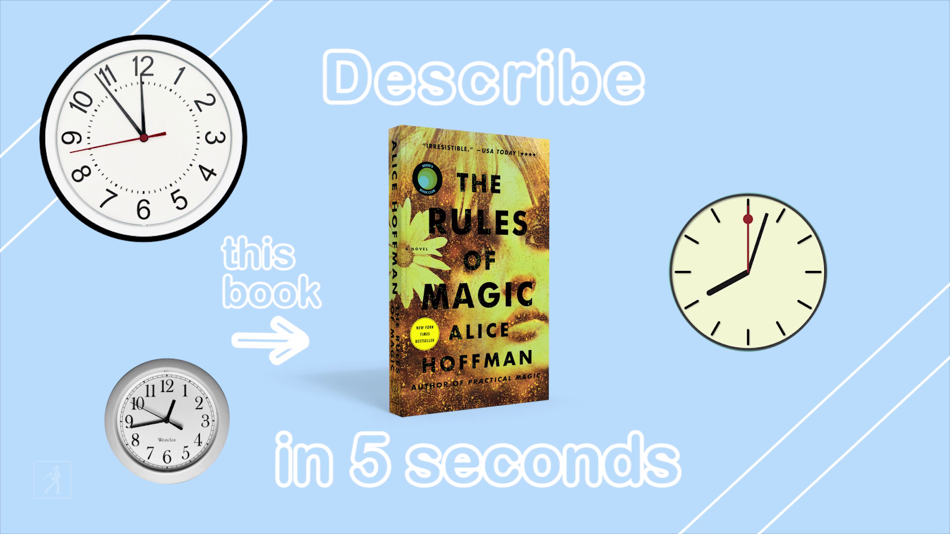 5 Second Summaries With Off the Shelf: THE RULES OF MAGIC