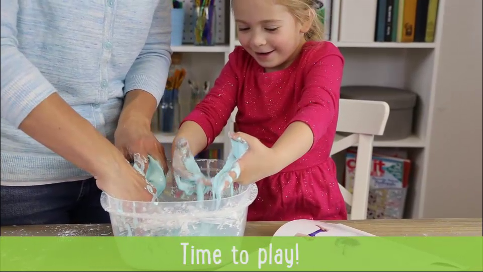 It's Time to Slime!