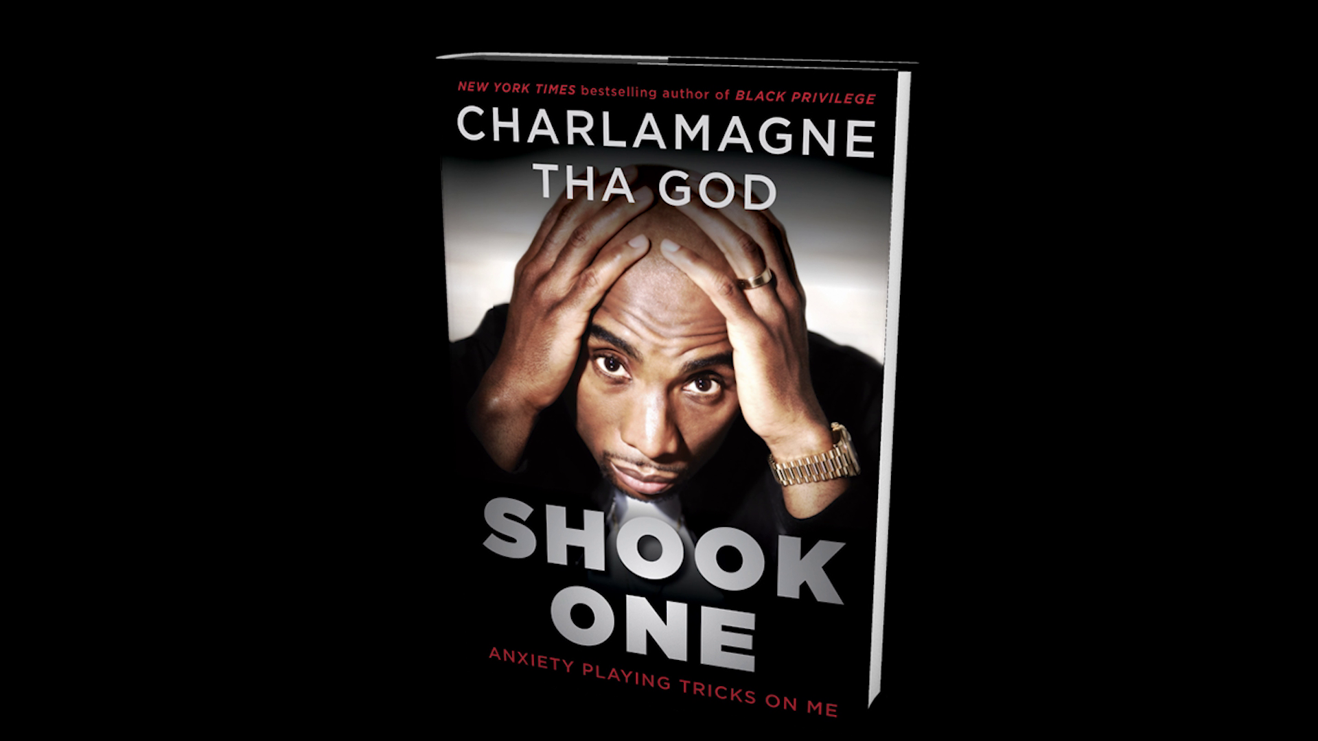 From New York Times Bestselling Author Charlamagne Tha God...SHOOK ONE