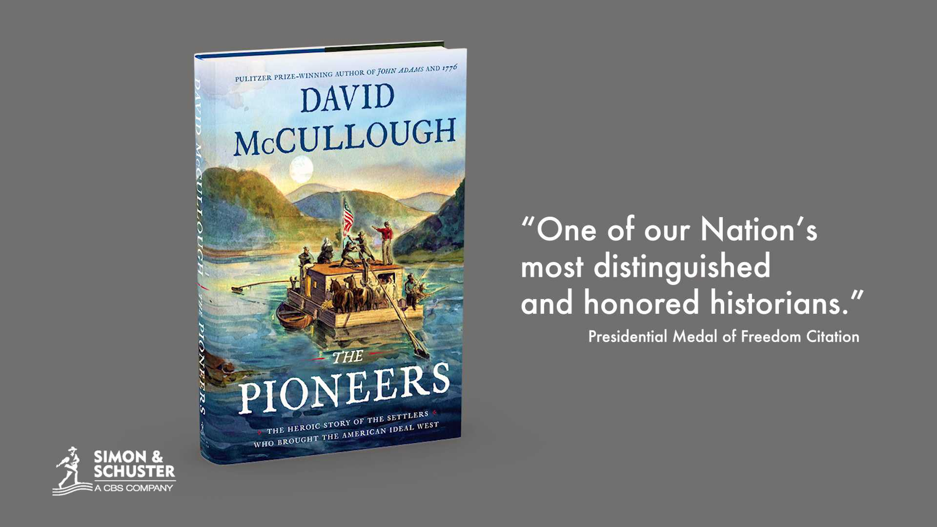 The Pioneers | Book by David McCullough | Official Publisher