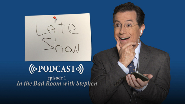 Watch The Late Show with Stephen Colbert: In The Bad Room With Stephen - Full show on CBS All Access