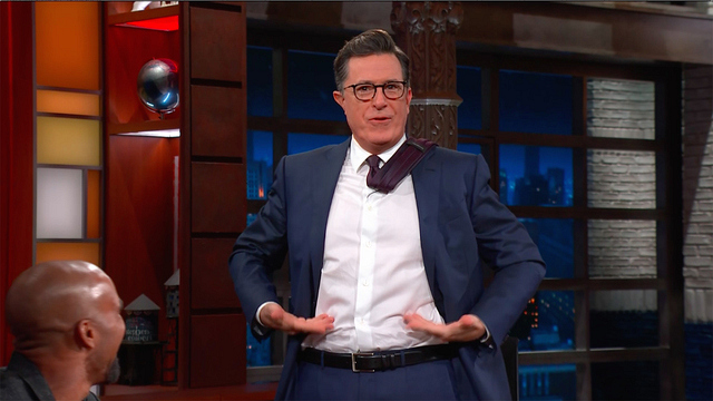 Watch The Late Show With Stephen Colbert: One Week Older