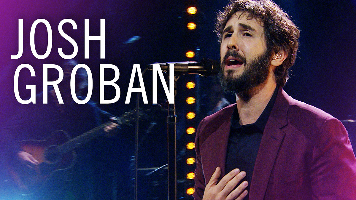 Watch The Late Late Show with James Corden: Josh Groban: River ...