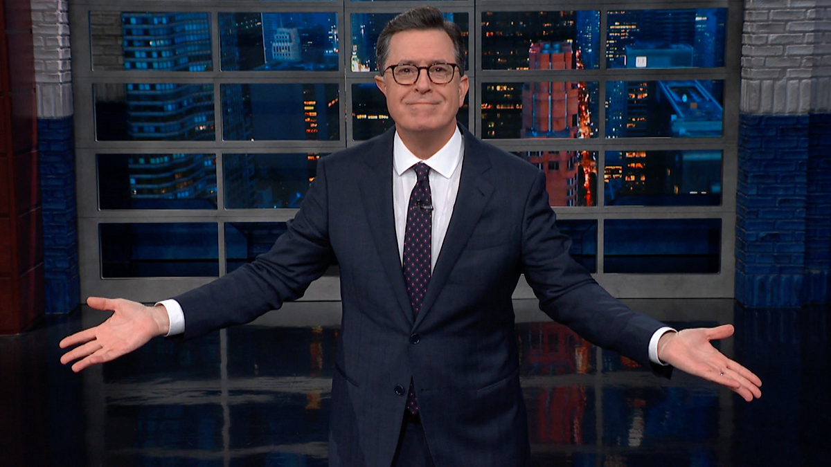 Watch The Late Show with Stephen Colbert: Matt Whitaker's History Of Time-Travel, Toilets & Bigfoot
