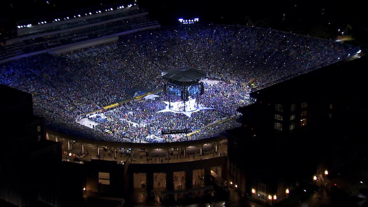 Notre Dame Live