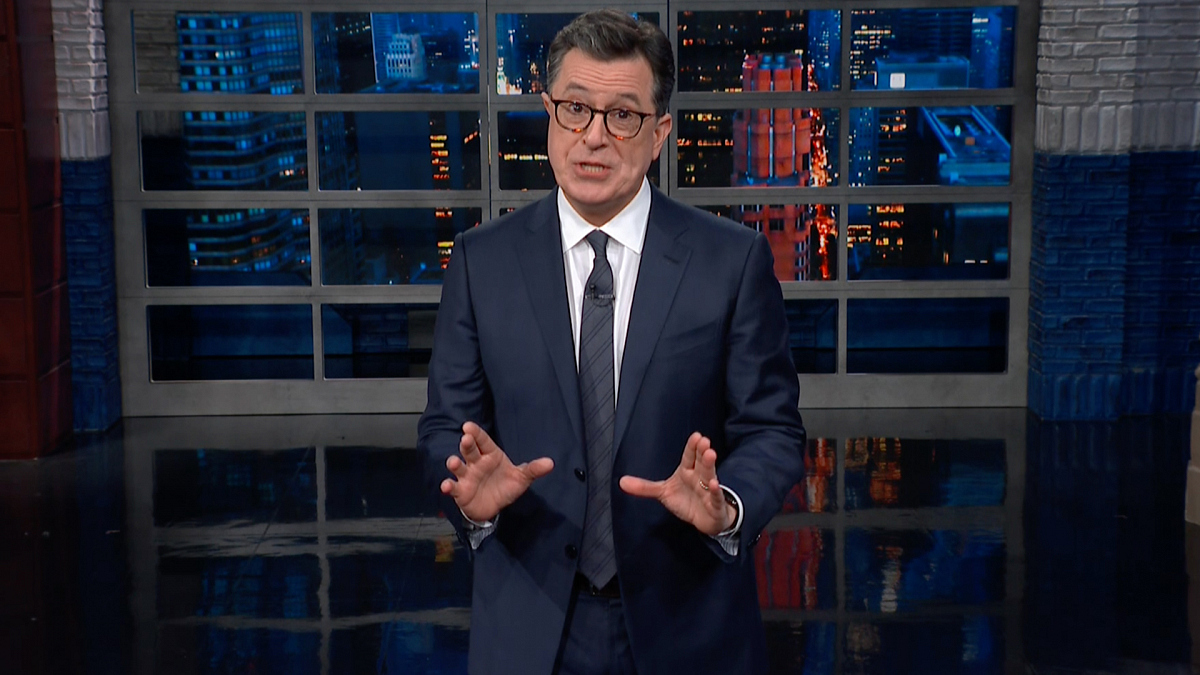 Watch The Late Show with Stephen Colbert: The Last Word ...