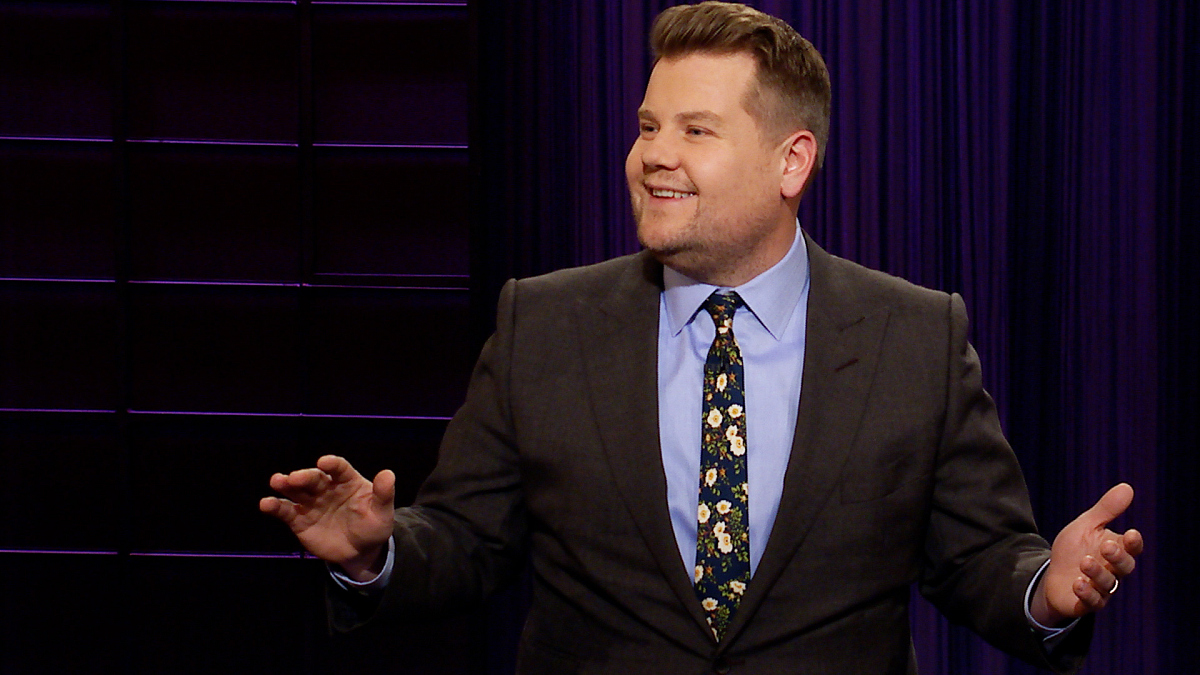 The Late Late Show With James Corden Stream