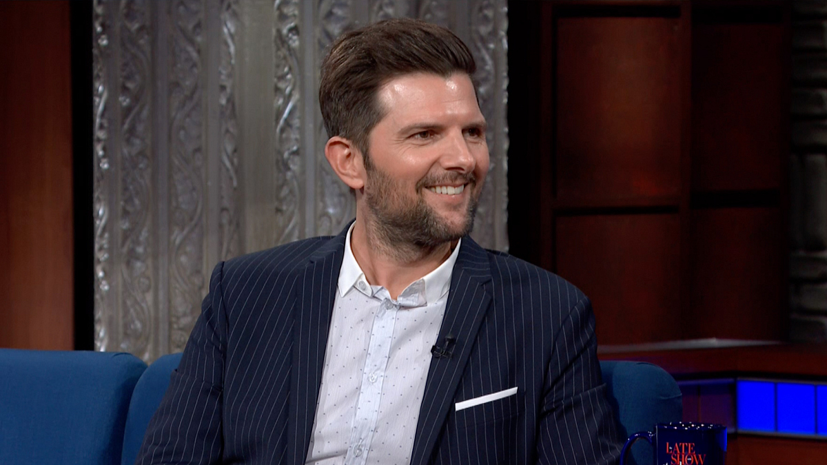 Watch The Late Show with Stephen Colbert: Adam Scott's Kids Won't Watch Shows Starring Adam Scott - Full show on CBS All Access