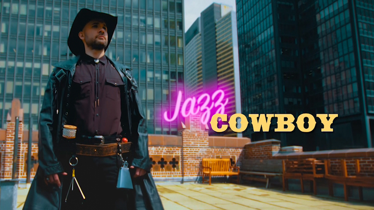 Watch The Late Show with Stephen Colbert: The Late Show's Drummer Is Getting A Spinoff: 'Jazz Cowboy' - Full show on CBS All Access
