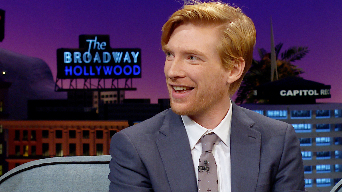 Watch The Late Late Show with James Corden: Domhnall ...