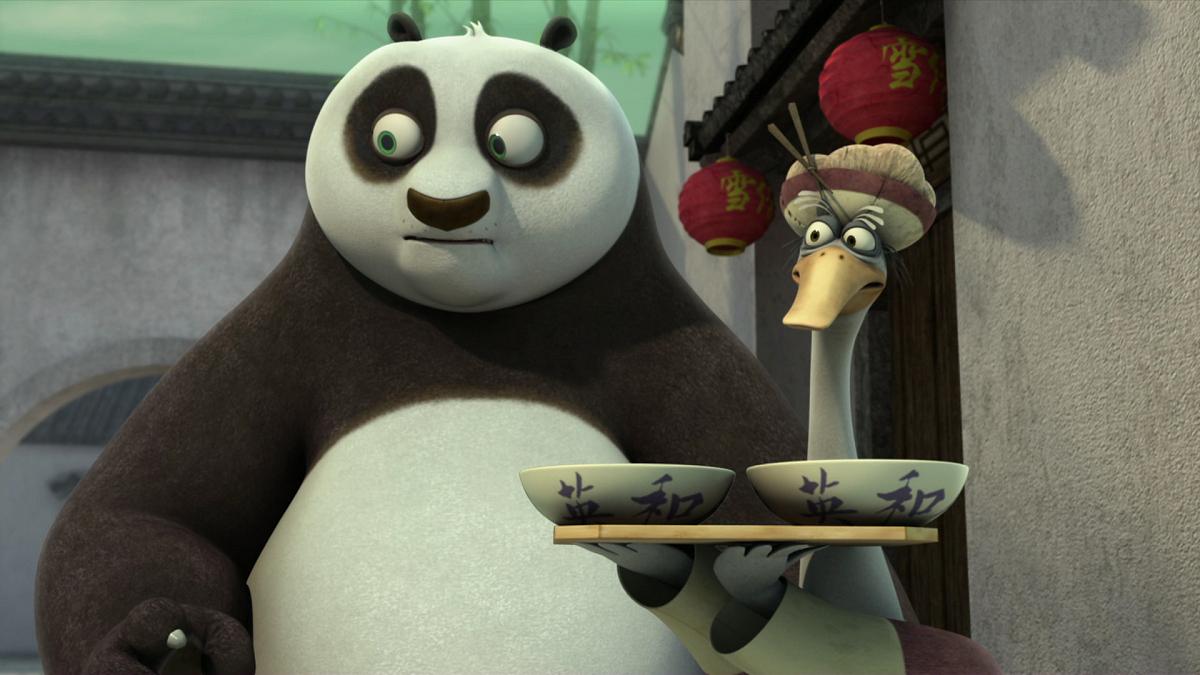 watch kung fu panda legends of awesomeness season 3