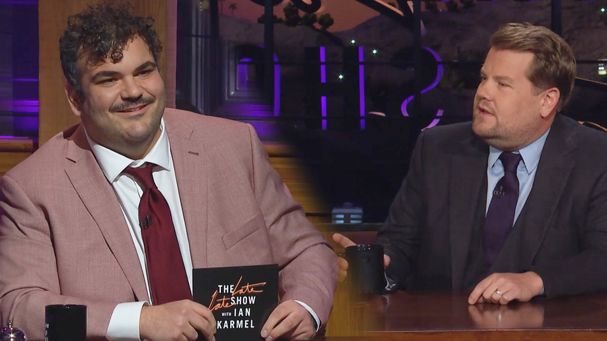 The Late Late Show James Corden