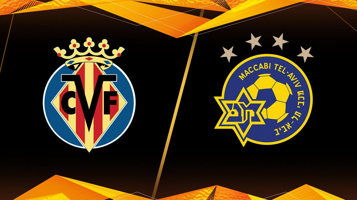 Watch UEFA Europa League Match Highlights Villarreal Vs