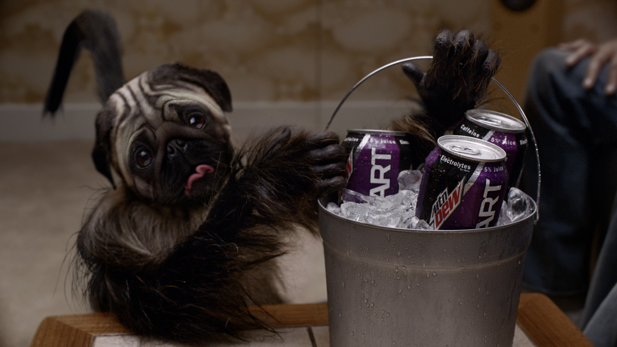 Puppymonkeybaby Super Bowl ad video: weird commercial reaction