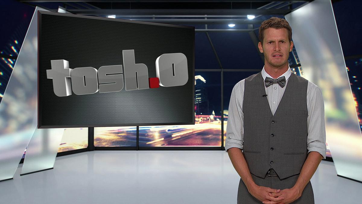 Watch Tosh.0 Season 9 Episode 22: September 26, 2017
