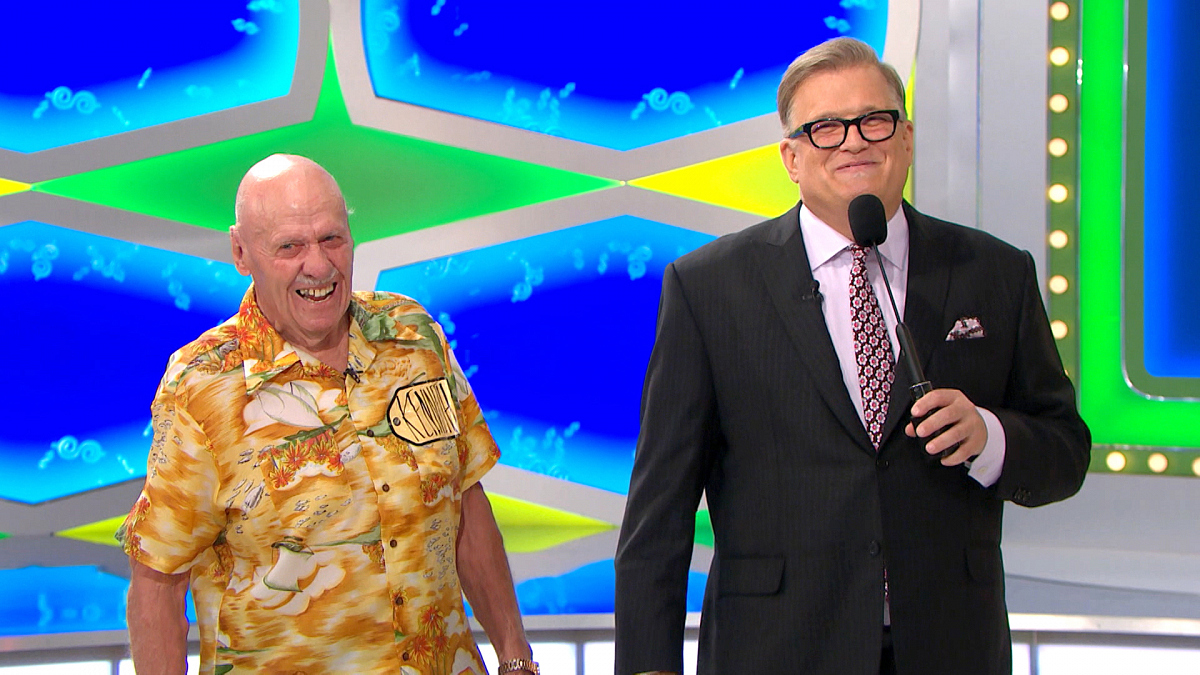 watch the price is right season 47 episode 2 9 18 2018 full show on cbs all access. Black Bedroom Furniture Sets. Home Design Ideas