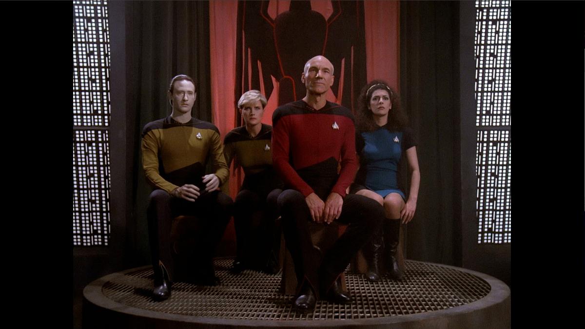 Watch Star Trek: The Next Generation - Season 1 Episode 15