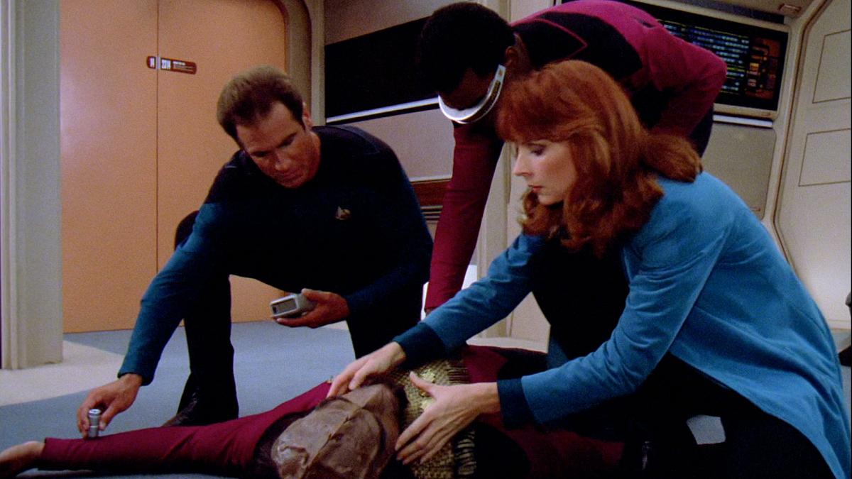 Star Trek: The Next Generation Season 2 - 123movies