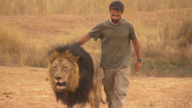 Watch 60 Minutes: The lion whisperer