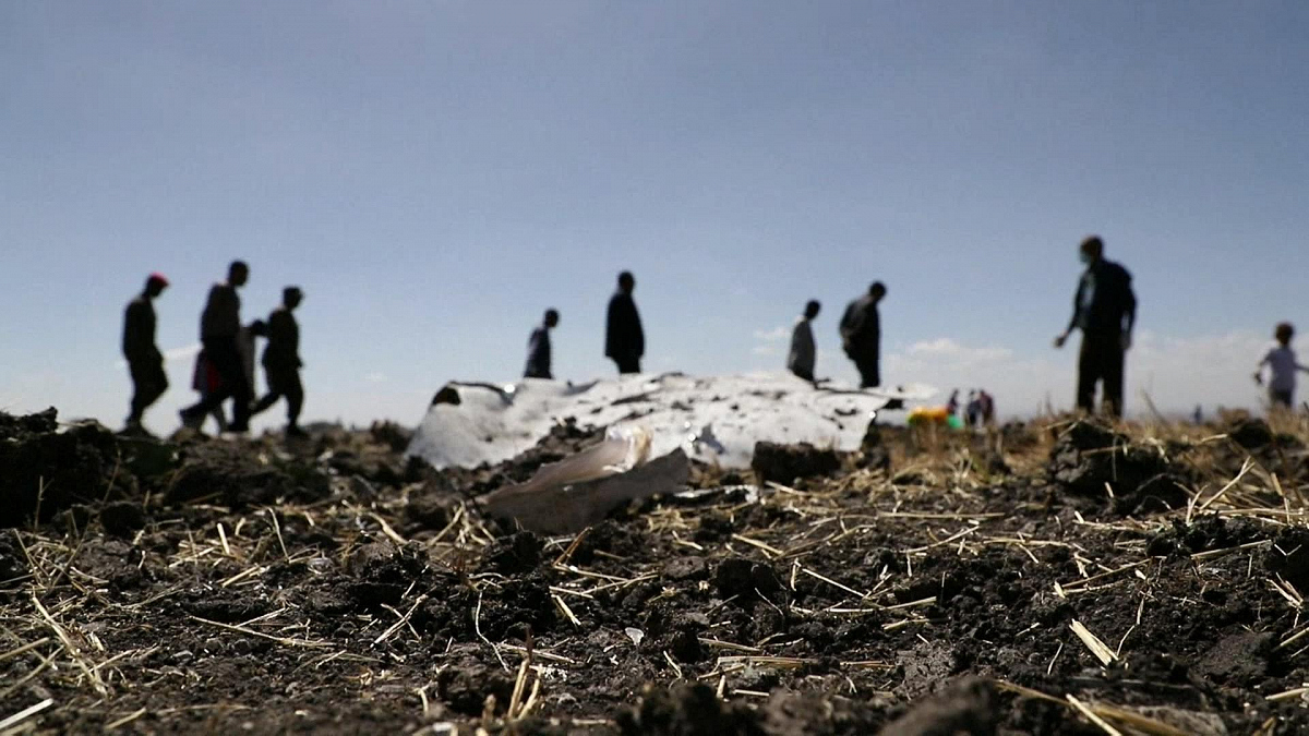 Watch Cbs This Morning Ethiopian Airlines Crash 157