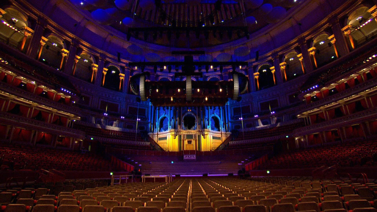 Watch Cbs This Morning London S Royal Albert Hall Gets A