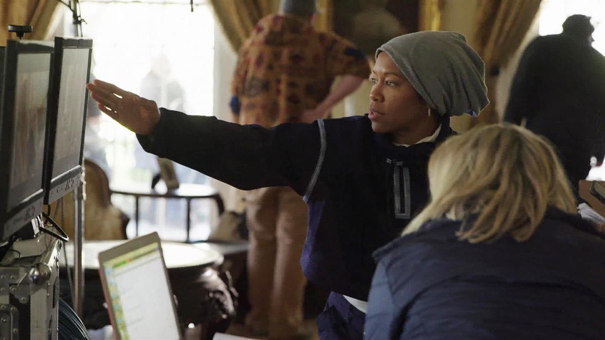 "Watch Sunday Morning: Regina King on directing ""One Night ..."