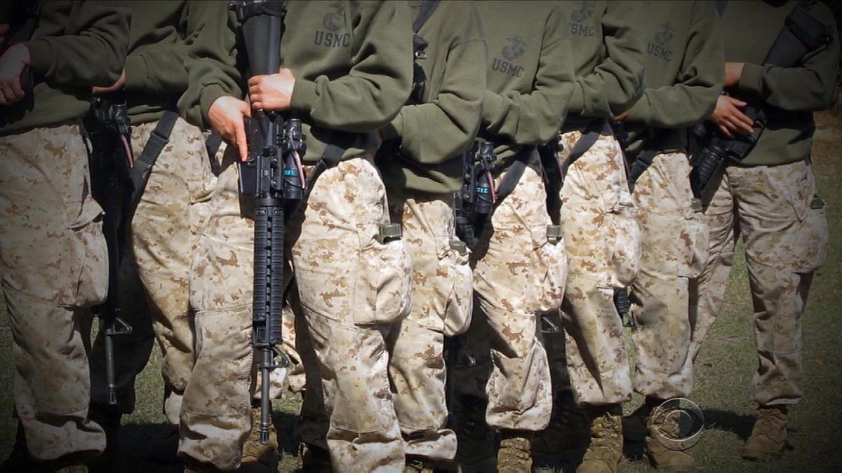 US Marines nude photo scandal: Mattis warns such