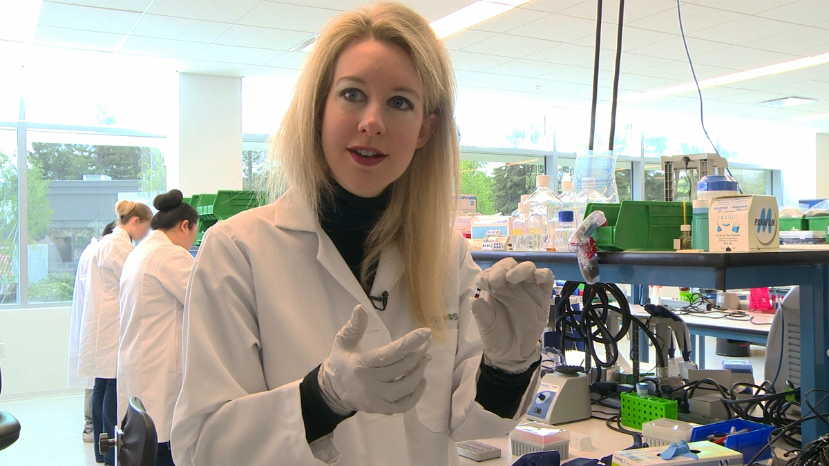 Watch 60 Minutes Overtime Was The Media Duped By Elizabeth Holmes