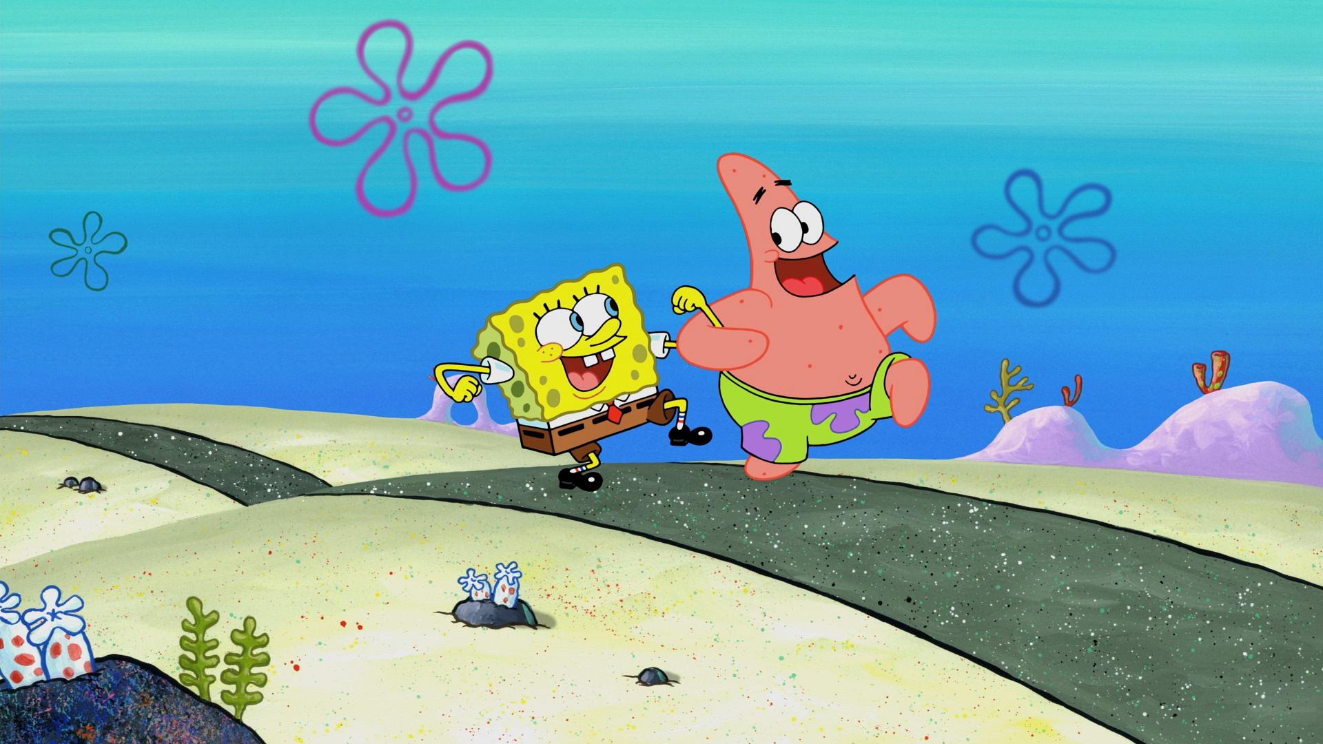 Watch SpongeBob SquarePants Season 7 Episode 4: Greasy