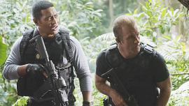 Hawaii Five-0 - Ke Kanaka I Ha'ule Mai Ka Lewa Mai