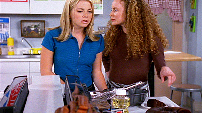 Sabrina The Teenage Witch - Bundt Friday