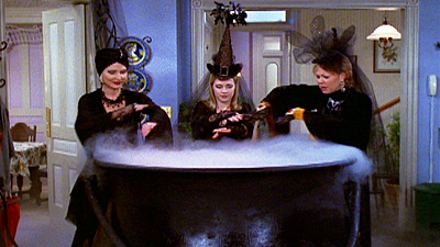 Sabrina The Teenage Witch - Trial by Fury