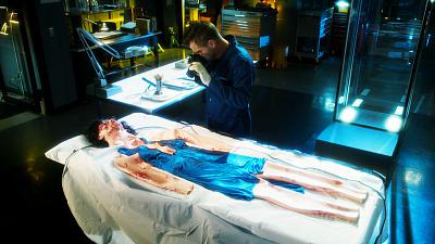 CSI: Crime Scene Investigation - Rubbery Homicide