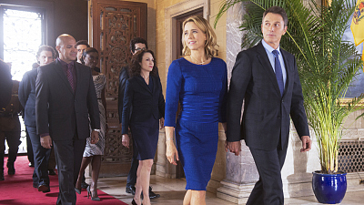 Madam Secretary - Game On