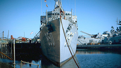 Combat Ships - Cold War Warriors