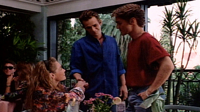 Beverly Hills, 90210 - The First Time
