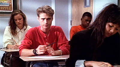 Beverly Hills, 90210 - Higher Education
