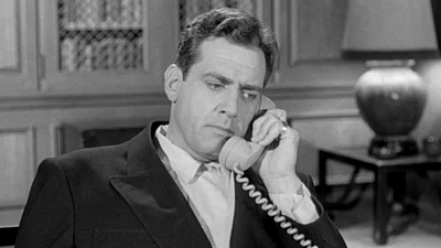 Perry Mason - The Case Of The Restless Redhead