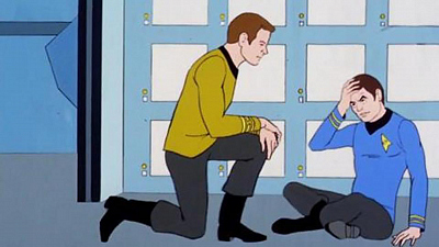 Star Trek: The Animated Series - The Survivor