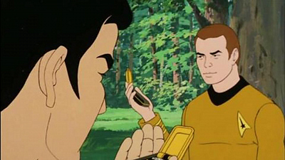 Star Trek: The Animated Series - Once Upon a Planet
