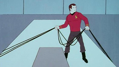 Star Trek: The Animated Series - The Terratin Incident