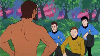Star Trek: The Animated Series - The Magicks of Megas-tu
