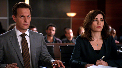 The Good Wife - And the Law Won