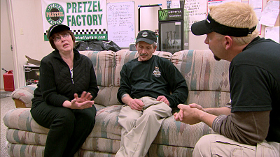 Undercover Boss - Philly Pretzel Factory
