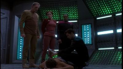 Star Trek: Deep Space Nine - A Man Alone