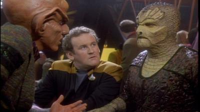 Star Trek: Deep Space Nine - Captive Pursuit