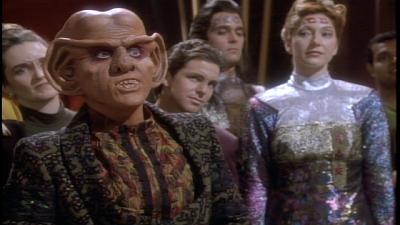 Star Trek: Deep Space Nine - Move Along Home